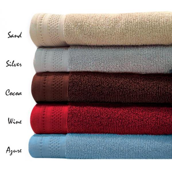 3070 Colors 2 600x600 - Πετσέτα μπάνιου σε 2 χρώματα Art 3070