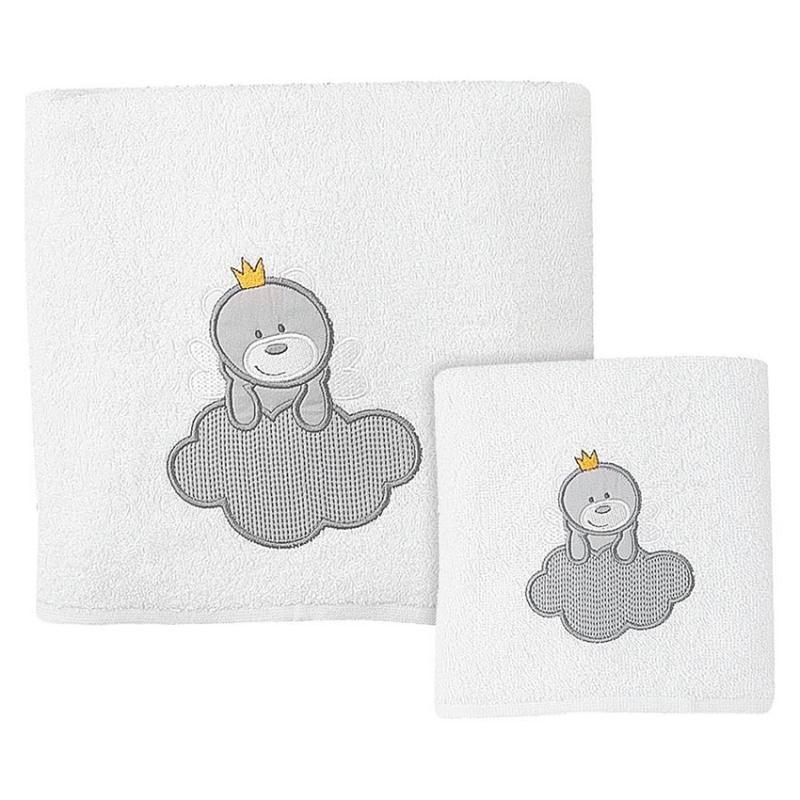 5107 Towels 800x800 - Σετ πετσέτες Addicted to love Art 5107