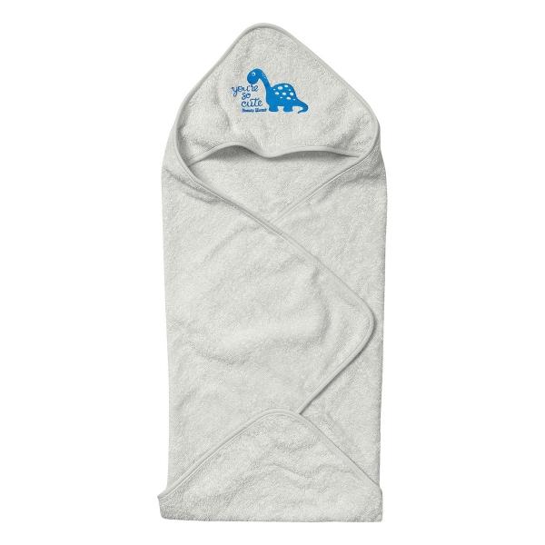 5146 Hooded 600x600 - Κάπα-μπουρνούζι Art 5146