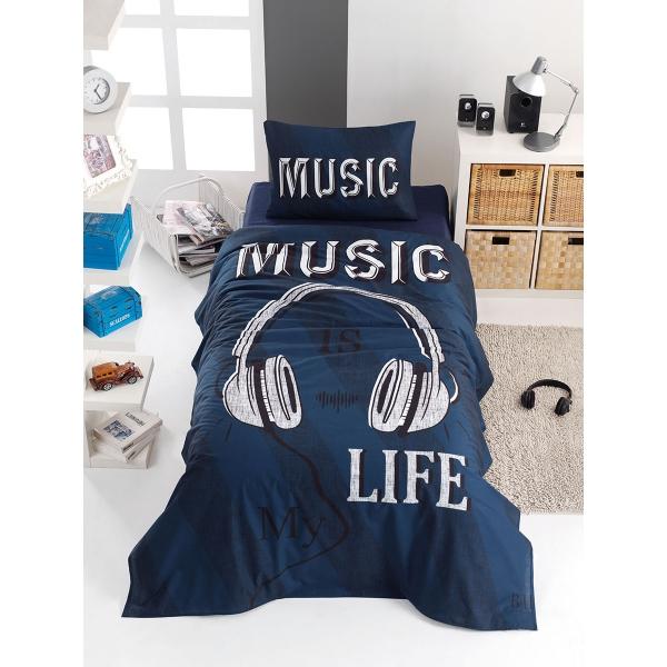 6116 Sound 600x600 - Κουβερλί μονό Sound Art 6116